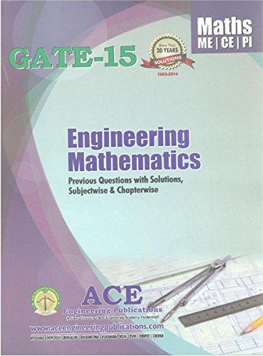 ENGINEERING MATHEMATICS PART - 1 ACE ACADEMY GATE - IES