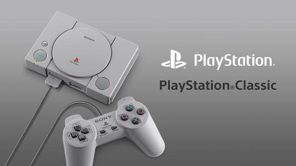 Sony announces retro PlayStation Classic with 20 games