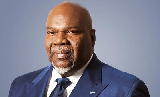 Witness Of Change by TD Jakes
