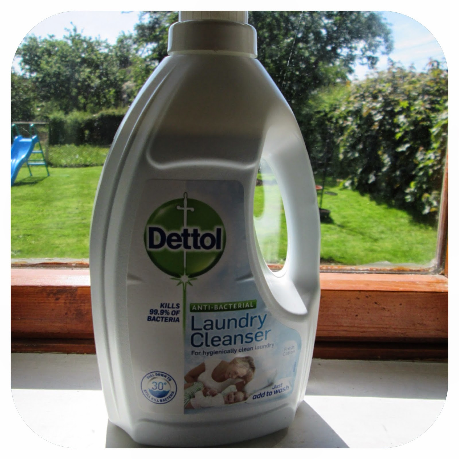 Sticky Mud And Belly Laughs Dettol Anti Bacterial Laundry