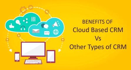 Web Based CRM - Benefits