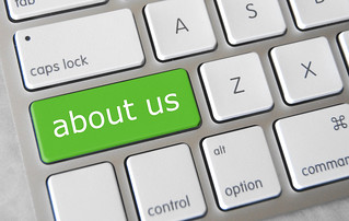 comment rediger une about us page
