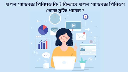 গুগল স্যান্ডবক্স পিরিয়ড কি ? কিভাবে গুগল স্যান্ডবক্স পিরিডস থেকে মুক্তি পাবেন ? [All About Google Sandbox Period In Bangla]