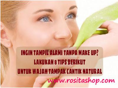 tips mencerahkan kulit wajah