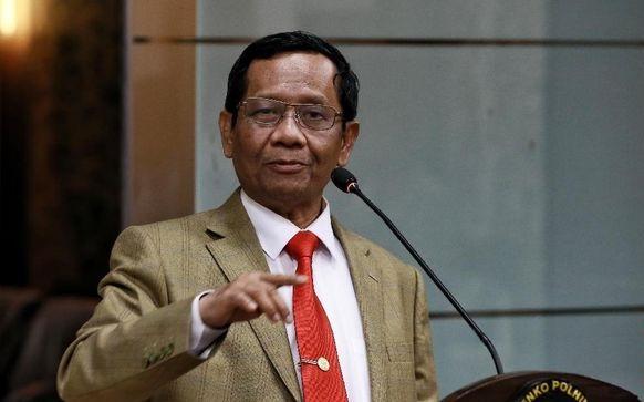 Heran Publik Persoalkan Pelabelan Teroris ke KKB Papua, Mahfud MD: Kenapa Pada Ribut Ya?