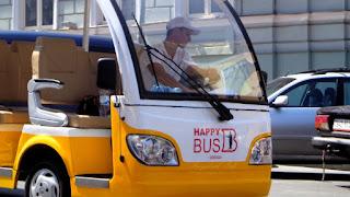 Екскурсії по Одесі на електромобілі