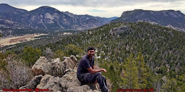 Rocky Mountain Trail Ridge Drive
