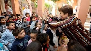 """صندوق النقد الدولي يمنح هبة لمدرسة """"رياض الزيتون"""" الابتدائية بمراكش"""