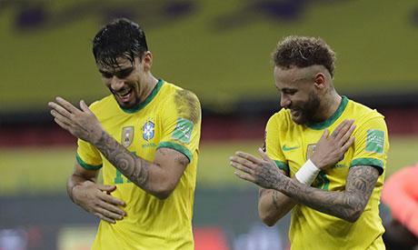 البرازيل تفوز في تصفيات كأس العالم وسط دراما خارج الملعب