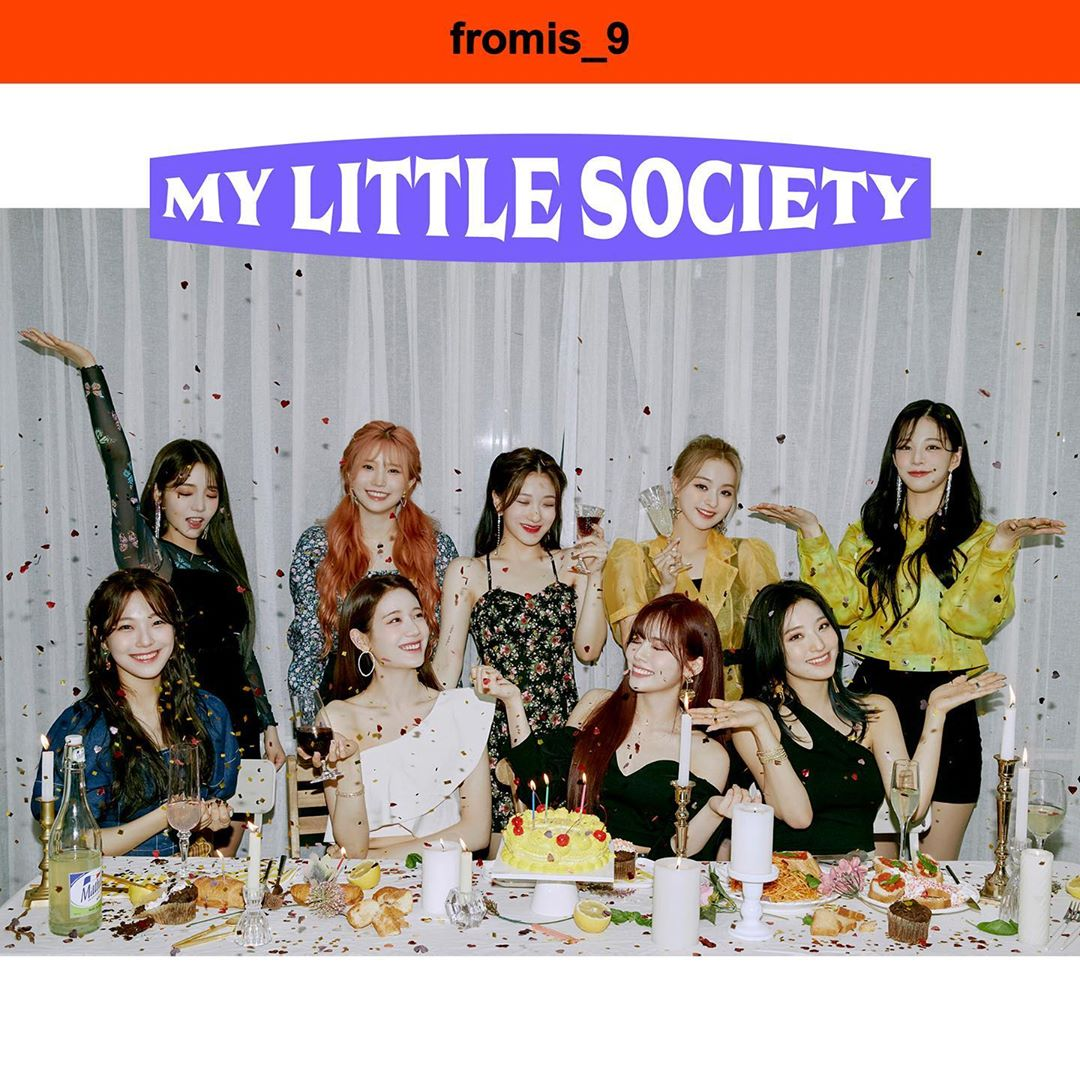 FROMIS_9 MY LITTLE SOCIETY