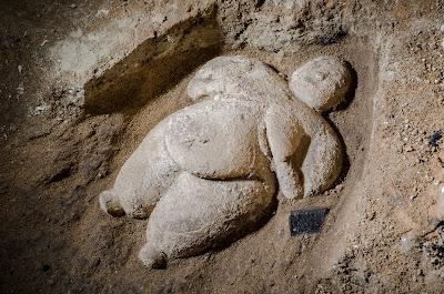 Νέες αποκαλύψεις για τη μαρμάρινη γυμνή γυναίκα του Çatalhöyük