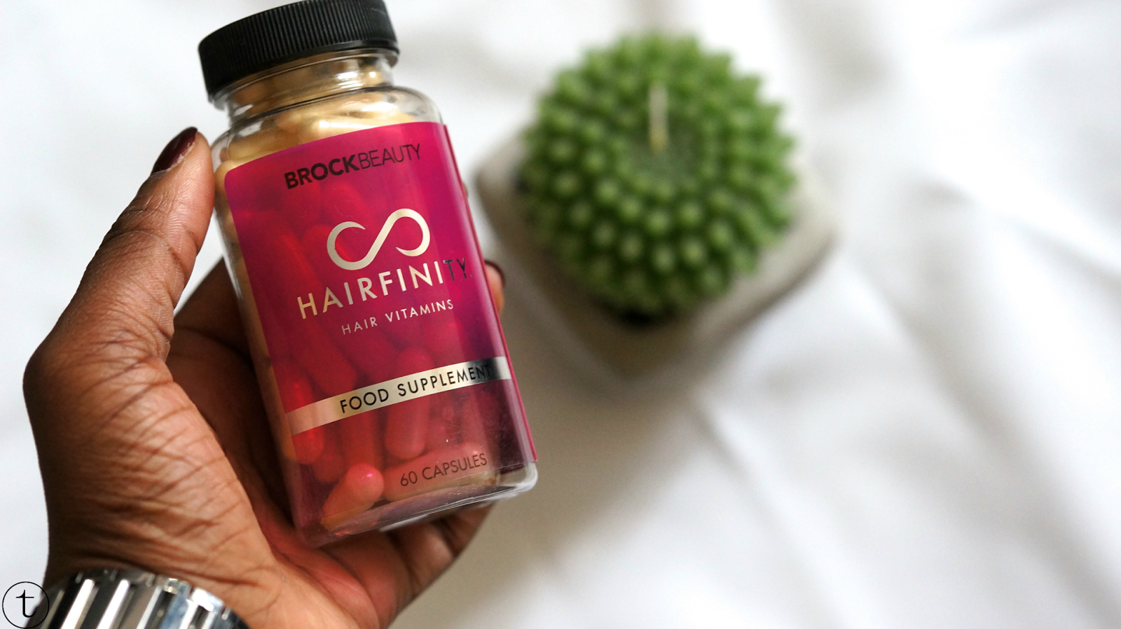 hairfinity vitamins product review by trudy danso