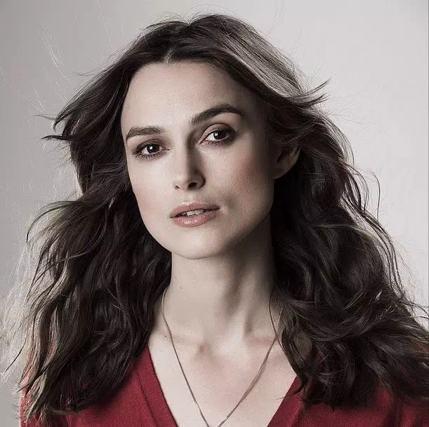 Keira Knightly Long Hairstyle