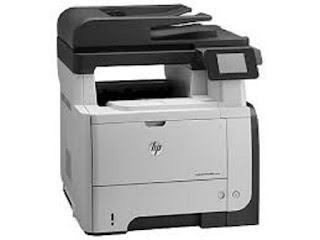 Picture HP LaserJet Pro M521dw Printer