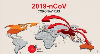 Terjebak di Negeri Orang, Inilah Kisah Para Turis Hadapi Pandemi Corona di Berbagai Negara