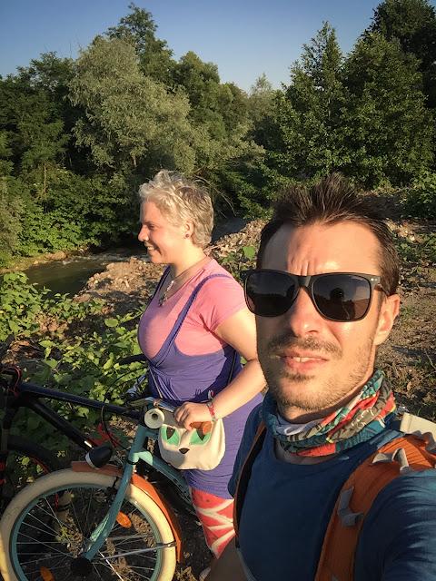 Cu bicicletele prin Remetea, Bihor