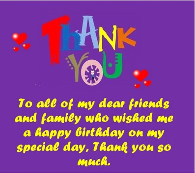 Birthday thank you messages thank you for birthday wishes latest birthday thank you messages thank you for birthday wishes m4hsunfo