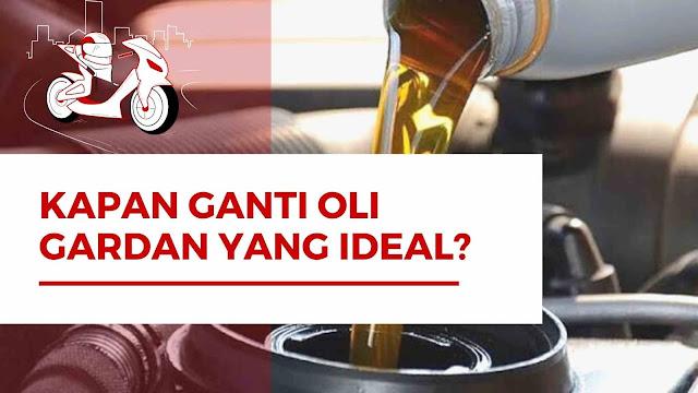 Kapan Ganti Oli Gardan Lexi Yang Ideal?inukotovlog.com