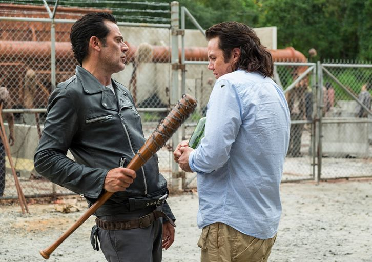 The Walking Dead - Episode 7.11 - Hostiles and Calamities - Promo, Sneak Peek + Full Set of Promotional Photos