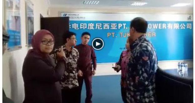 VIDEO: Kaget, Sidak Anggota DPR ke PLTU Tanjung Kasam Batam bak Masuk Negara Cina