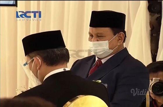 Jadi Saksi Atta Aurel, Prabowo Mau Gaet Suara Milenial di 2024