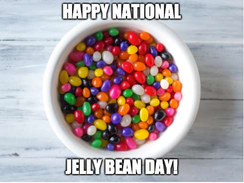 National Jelly Bean Day Wishes Awesome Images, Pictures, Photos, Wallpapers