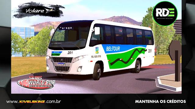 VOLARE W9 FLY - VIAÇÃO BEL-TOUR