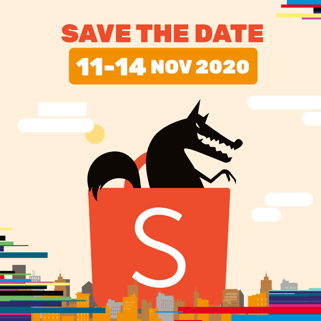 The Big Bad Wolf x Shopee, The Big Bad Wolf, Book Sale, Exclusive Deals, Shopee, Book, Lifestyle