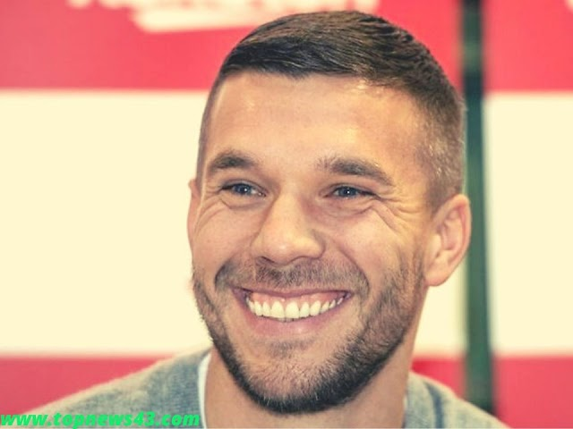 Change To FC finally From The Table Podolski Signs With Antalyaspor