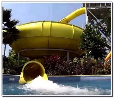 Lokasi Go Wet Waterpark Bekasi