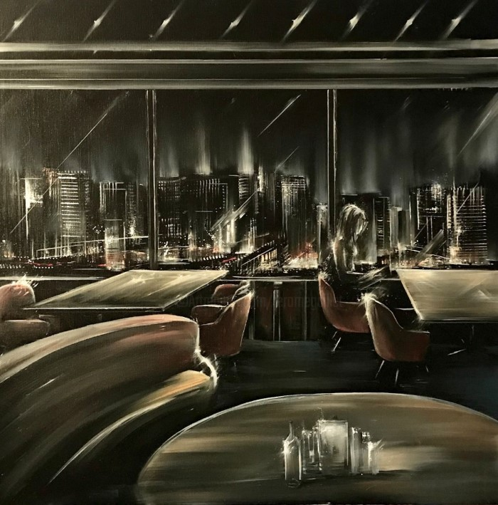 Ночные городские пейзажи