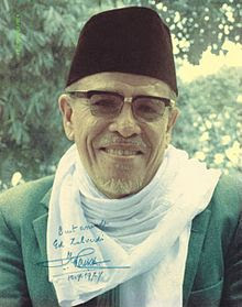 Biografi Abdul Maik Karim Amrullah (Buya Hamka)