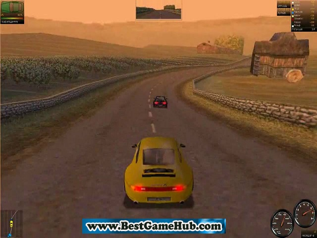 Need for Speed 5 Porsche Unleashed HD Game Download Free