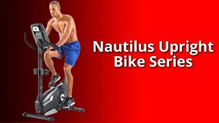 Nautilus Upright Bike Series