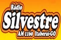 Rádio Silvestre AM 1160 de Itaberaí GO