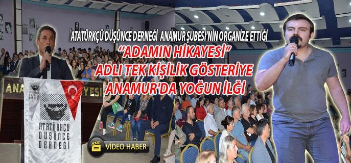Anamur, Anamur Haber, Anamur Son Dakika, ADD, ADD ANAMUR ŞUBESİ