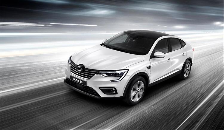 소형 SUV XM3, '신차 실내공기질 조사' 품질 우수성 입증