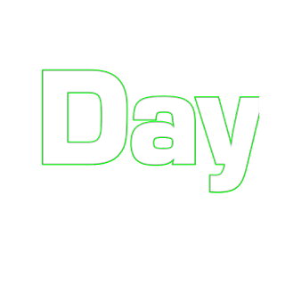 Day text png