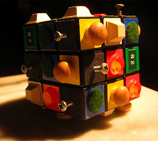 Rubik-Würfel für blinde [Pics]