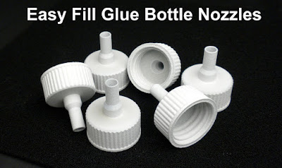 Easy Fill Glue Bottle Nozzle