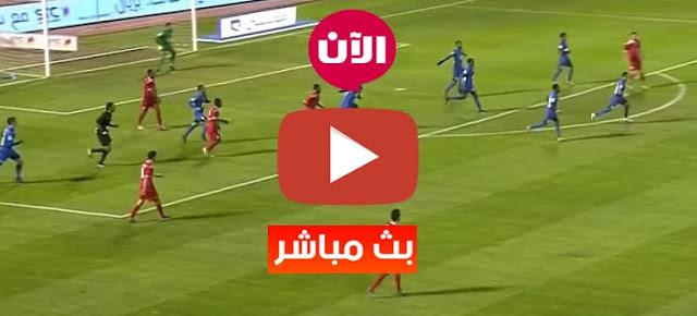 موعد مباراة الهلال والوحدة بث مباشر بتاريخ 11-01-2020 الدوري السعودي