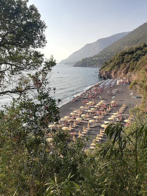 spiagge Basilicata, spiaggia Nera
