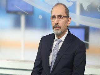 وزير خارجية الأردن يصل القاهرة