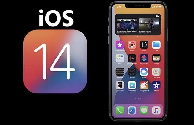 iOS 14 .. La sixième version bêta est maintenant disponible en téléchargement