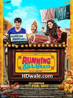 Runningshaadi.com Movie Download (2017) 720p DvDRip 1GB