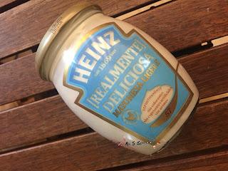 Heinz mayores ligera