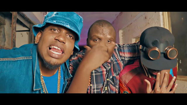 DOWNLOAD VIDEO: The Kansoul Ft Supa Marcus – JINYCE   Mp4