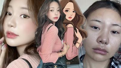 daftar beuaty youtuber korea terbaik favoritku