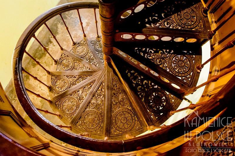 Jedlina-Zdrój: tydzień z żeliwnymi i stalowymi schodami - odsłona nr 7