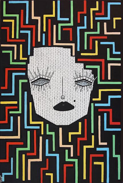 alo art artist painting saatchi Aristide Loria urban art